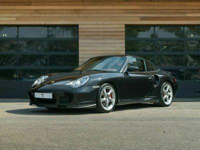 gebraucht Porsche 911 Turbo Coupe 420PS