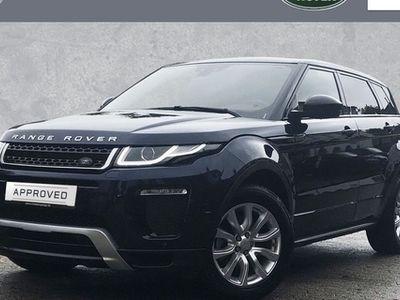 gebraucht Land Rover Range Rover evoque Si4 SE Dynamic
