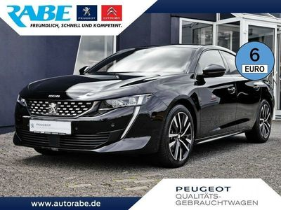 gebraucht Peugeot 508 GT 180 BlueHDi Autom.+NightVision+ACC+Pano