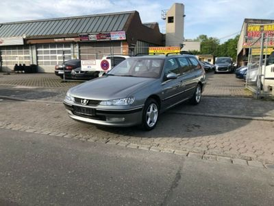gebraucht Peugeot 406 Avantage Premium 135, Tüv-10.2020