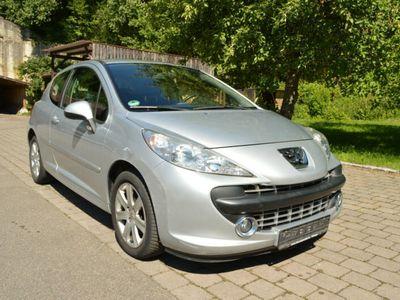 gebraucht Peugeot 207 Sport / Klima /ALU / PDC / 1.Hand