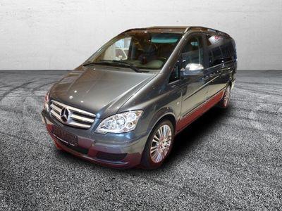gebraucht Mercedes Viano 3.0 CDI Edition Trend lang Comand, Xenon