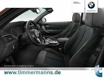 gebraucht BMW M240 M240ixDrive Cabrio Navi RK Harman/Kardon LED