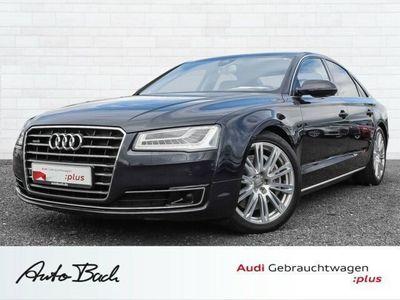 gebraucht Audi A8 4.2TDI Matrix LED ACC Massagesitze Standheizung BOSE