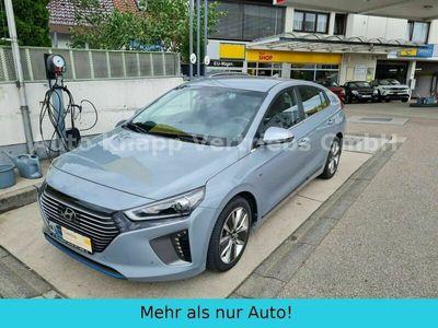 gebraucht Hyundai Ioniq 1,6i Premium Hybrid, DCT, Navi, Leder, Kam
