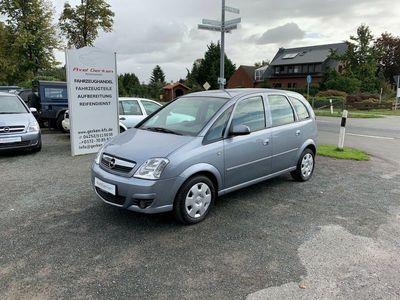 gebraucht Opel Meriva Edition 1.6 TÜV NEU Automatik