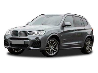 gebraucht BMW X3 X3xDrive30d M Sportpaket Head-Up HiFi Xenon