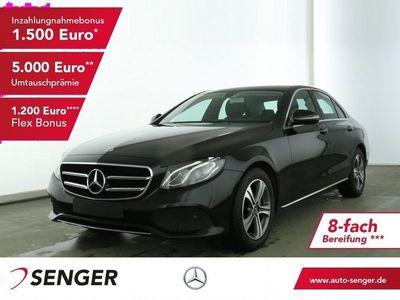 gebraucht Mercedes E200 AVANTGARDE+PARK-PAKET+NAVI+SHZ+MEDIA-DISPL Fahrzeuge kaufen und verkaufen