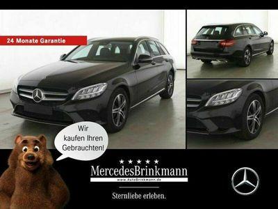 gebraucht Mercedes C180 T AVANTGARDE/EASY-PACK/LED/NAVI/PARKTRONIC