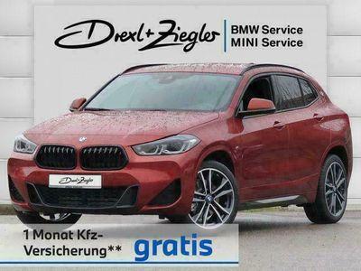 gebraucht BMW X2 xDrive20i M Sport AHK Navi RFK LED HiFi ALU19