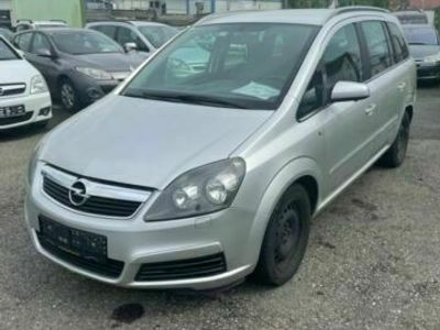 gebraucht Opel Zafira B Edition