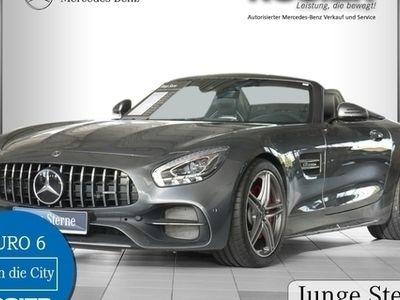 gebraucht Mercedes AMG GT C Roadster Sperdiff. Distronic Burmester