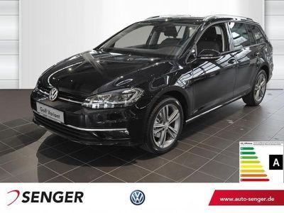 gebraucht VW Golf Variant 1,6 TDI Comfortline BMT LED ACC