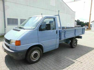 gebraucht VW T4 2.5TDI Pritsche AHZV LKW-Zulassung Tüv neu