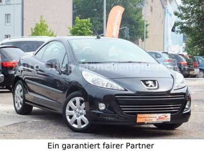 gebraucht Peugeot 207 CC Filou