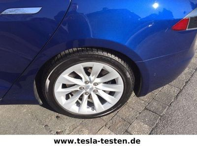gebraucht Tesla Model S 90D Facelift 1% Fin Volla.UPE 132.560