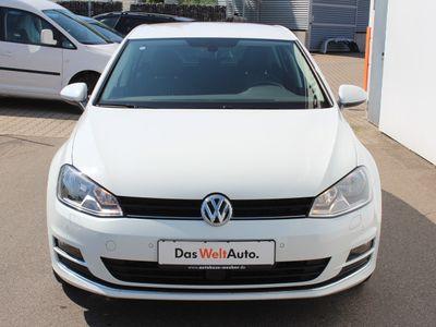 gebraucht VW Golf VII 1.4 TSI DSG Klima LM Navi Navi PDC LM