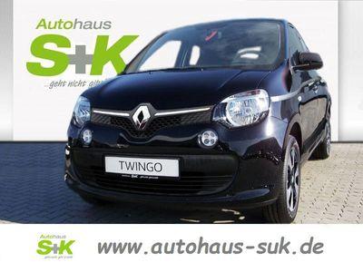 gebraucht Renault Twingo LIMITED 2018 SCe 70 *Faltdach, Sitzheizun