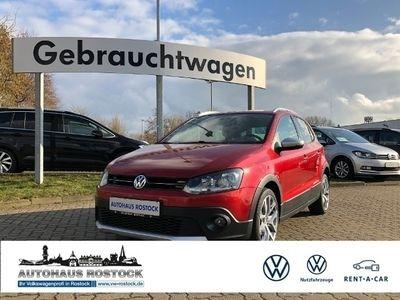gebraucht VW Polo Cross 1.2 TSI TEMPOMAT KLIMA PDC