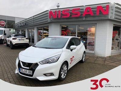 gebraucht Nissan Micra 1.0 N-Way*KAMERA*CARPLAY*USB*SAFETY-PAKET*
