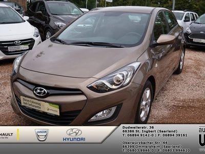 gebraucht Hyundai i30 1.4 Classic, Klima