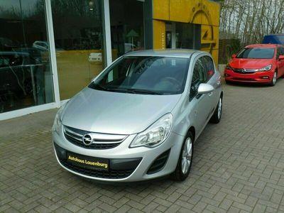 gebraucht Opel Corsa D Active Radio CD Klima