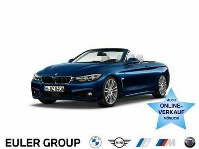 gebraucht BMW 440 i xDrive A Cabrio Leder LED Navi Keyless ACC El. Verdeck Allrad El. Heckklappe PDCv+h LED-hinten LED-Tagfahrlicht