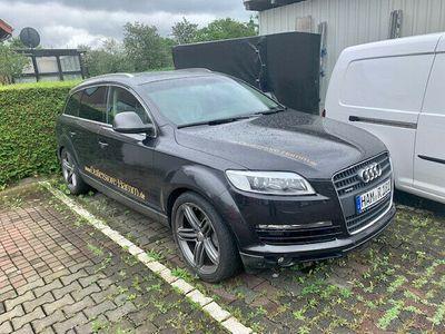 gebraucht Audi Q7 4.2 TDI DPF quattro tiptronic DEFEKT