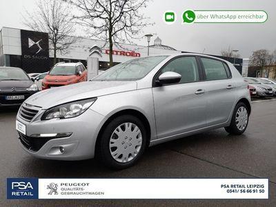 gebraucht Peugeot 308 1.6 125 THP Active 5T/ Klimaautomatik/ EPH