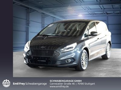 gebraucht Ford S-MAX Aut. Titanium adaptive LED ACC Navi
