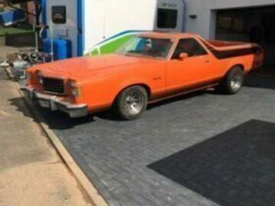 gebraucht Ford Ranchero GT