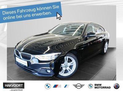 gebraucht BMW 418 Gran Coupé d Sport Line