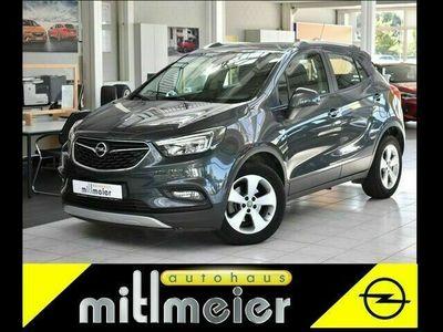 gebraucht Opel Mokka X 1.6CDTI Klimaaut. 17Zoll ALU PDC