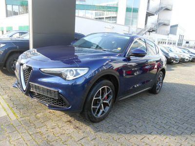 gebraucht Alfa Romeo Stelvio 2.0l Turbo Super MY18 16V | Navi | Xenon