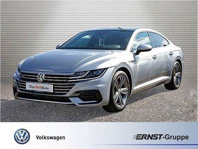 gebraucht VW Arteon 2.0 TSI DSG R-Line LED Navi PanoDach GRA LM SD PDC BMT
