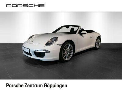 gebraucht Porsche 911 Carrera Cabriolet 991 (911) Bose,Sportabgas,PDLS