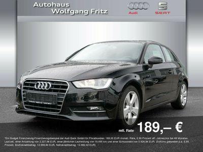 gebraucht Audi A3 Ambition 2.0 TDI EURO6