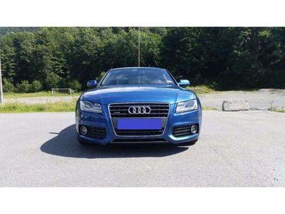 gebraucht Audi A5 2.0 TFSI quattro S tronic S-Line