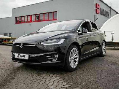 gebraucht Tesla Model X 75D Allrad Autopilot 2 Navi Kam AHK