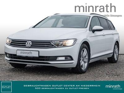 gebraucht VW Passat Variant Trendline BMT 2.0 TDI Navi Keyless ACC