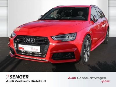 gebraucht Audi S4 Avant 3.0 TFSI qu. STANDH BuO AHK ACC TOUR