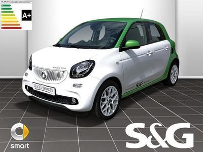 käytetty Smart ForFour Electric Drive passion cool&media/Navi/.
