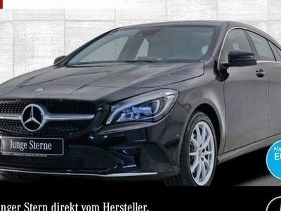 gebraucht Mercedes CLA220 Shooting Brake d Urban LED Keyl-GO Navi Laderaump PTS