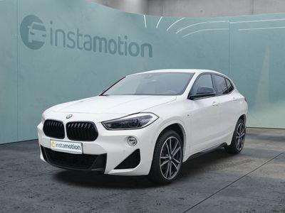 gebraucht BMW X2 X2sDrive 18 d Sportp. 19'' Navi Park-Assistent LED Navi Keyless Holzausst. El. Heckklappe