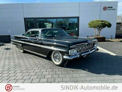 gebraucht Chevrolet Impala Coupe 59er V8-Klima-Kamera-ContinentalKit