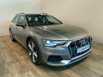 gebraucht Audi A6 Allroad 55TDI Quattro NAVI-LEDER-STANDHZG-AHK