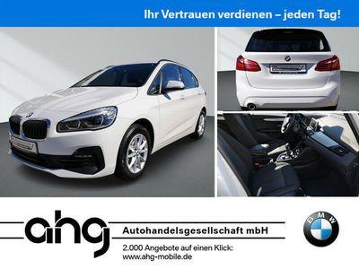 gebraucht BMW 216 Active Tourer Advantage Klimaaut. AHK PDC