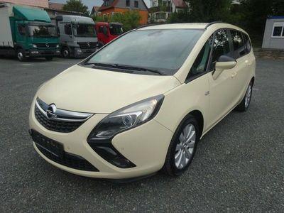 gebraucht Opel Zafira Tourer 1.6 CDTI ecoFLEX 7Sitze Klima Navi