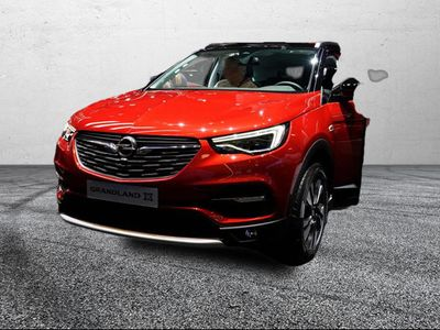 gebraucht Opel Grandland X Innovation 1.2 turbo M6 130 Klima...