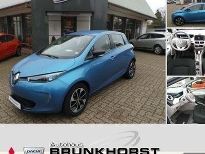 gebraucht Renault Zoe Intens 41 kWh Klimaauto Navi PDC